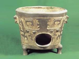 Fourneau en bronze de la dynastie Song