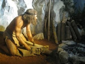 Reconstitution au Musée de Quinson