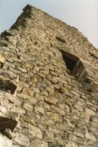 Vestige de la tour