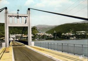 Le pont de 1949