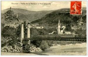 Le pont de 1923