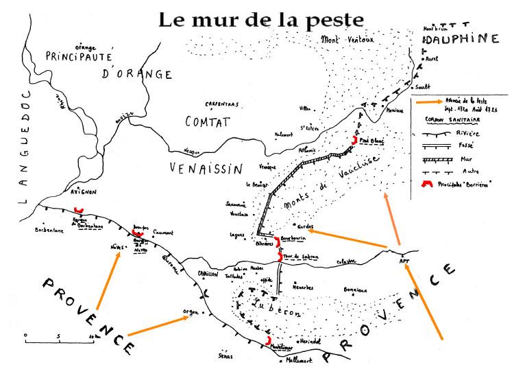 DEFIS ZOOM FRANCE 87 à 155 (Septembre 2010/Juin 2012) - Page 61 Mur_peste_etude_alice_bonnet