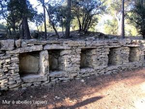 Mur de Cornillon